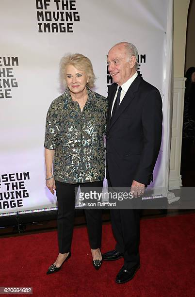 Candice Bergen and Marshall Rose attend Museum Of The Moving Image 30th Annual Salute honoring Warren Beatty at 583 Park Avenue on November 2 2016 in...