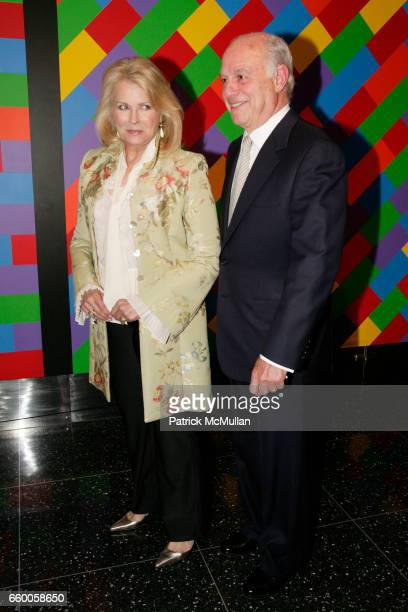 Candice Bergen and Marshall Rose attend THE MUSEUM OF MODERN ART'S 41st Annual Party in the Garden at Museum of Modern Art on May 26 2009 in New York