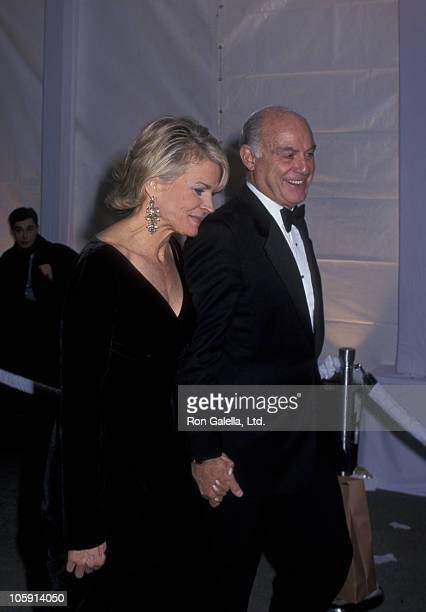 Candice Bergen and Marshall Rose during Celebrating New LVMH Tower Honoring Christian De Portzampare at Madison and 57th Street in New York City New...