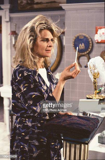 BROWN Candice Bergen as Murphy Brown in episode 'Uh Oh' Original air date May 20 1991