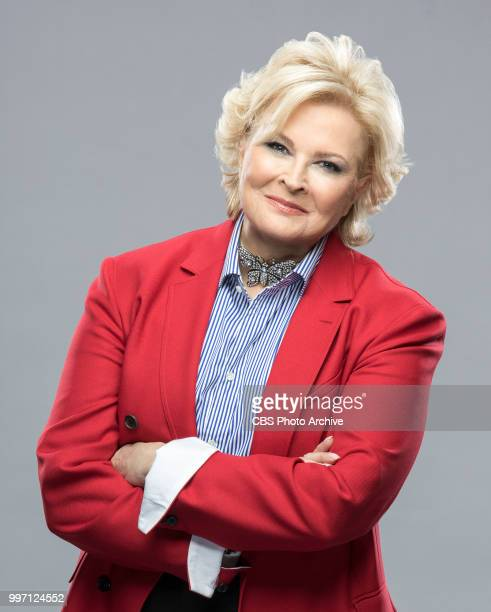 Candice Bergen as Murphy Brown of the CBS comedy MURPHY BROWN scheduled to air on the CBS Television Network