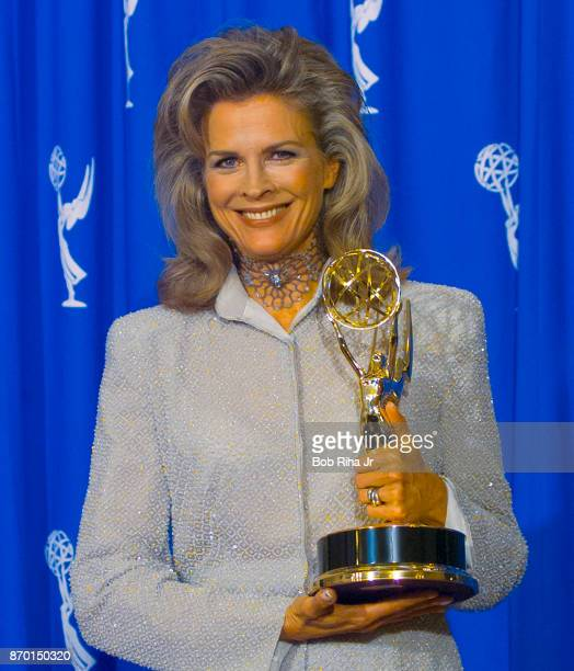 Candice Bergen at the 47th Primetime Emmy Awards Show on September 10 in Pasadena California