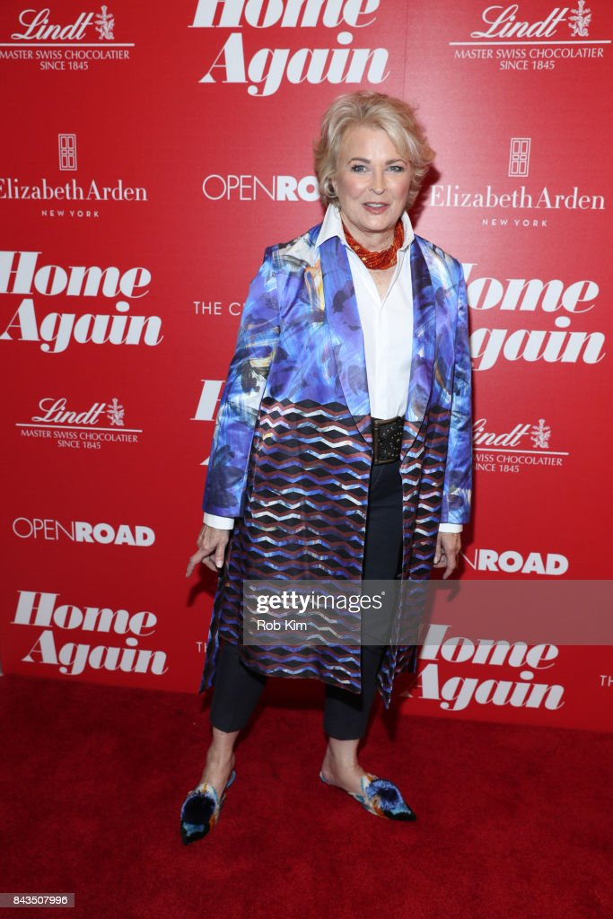 Candice Bergen attends a screening of Open Road Films' 'Home Again' hosted by The Cinema Society at The Paley Center for Media on September 6, 2017 in New York City.