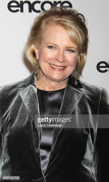 Candice Bergen attends the 'Murphy Brown' 25th anniversary event at the Museum of Modern Art on December 11 2013 in New York City