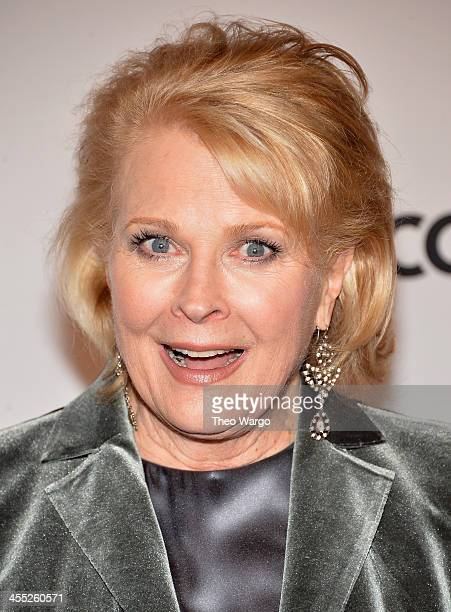 Candice Bergen attends the 'Murphy Brown' a 25th anniversary event at Museum of Modern Art on December 11 2013 in New York City