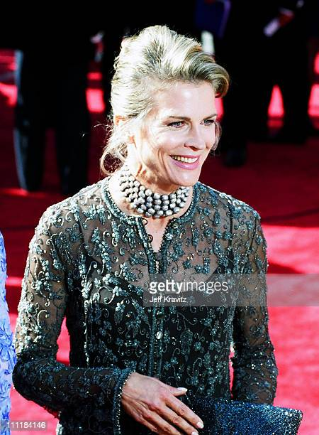 Candice Bergen during 1993 Emmy Awards Arrivals in Los Angeles California