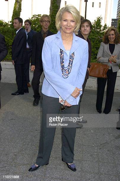 Candice Bergen during 2005/2006 ABC UpFront at Lincoln Center in New York City New York United States