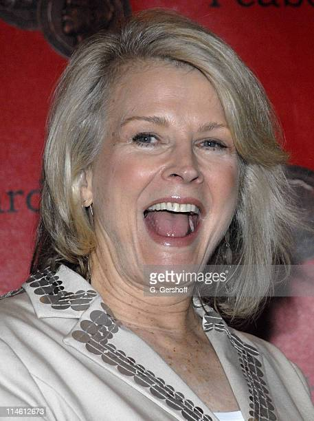 Candice Bergen during 65th Annual Peabody Awards at Waldorf Astoria in New York City New York United States