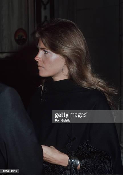 Candice Bergen during Candice Bergen File Photos United States