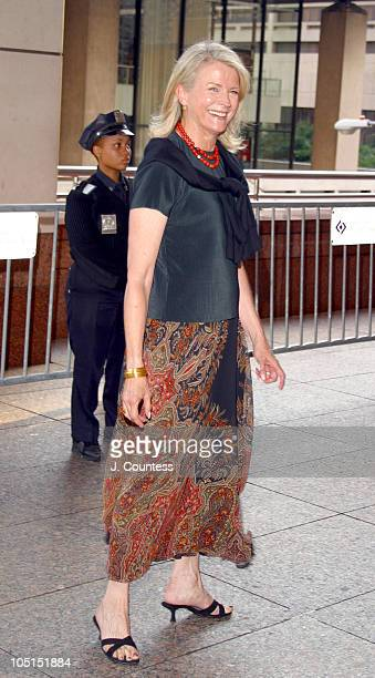 Candice Bergen during 'Seabiscuit' Special Screening New York City at Walter Reade Theatre at Lincoln Center in New York City New York United States