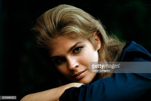 Candice Bergen on Set of The Group