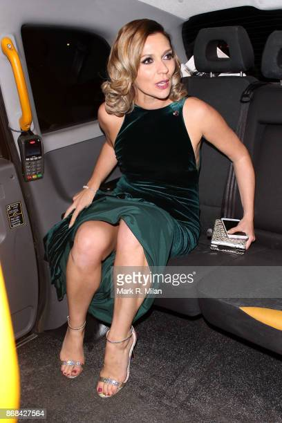 Candice Brown attending the Pride of Britain Awards on October 30 2017 in London England