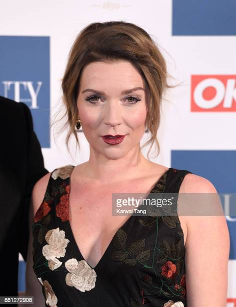 Candice Brown attends The Beauty Awards at Tower of London on November 28 2017 in London England
