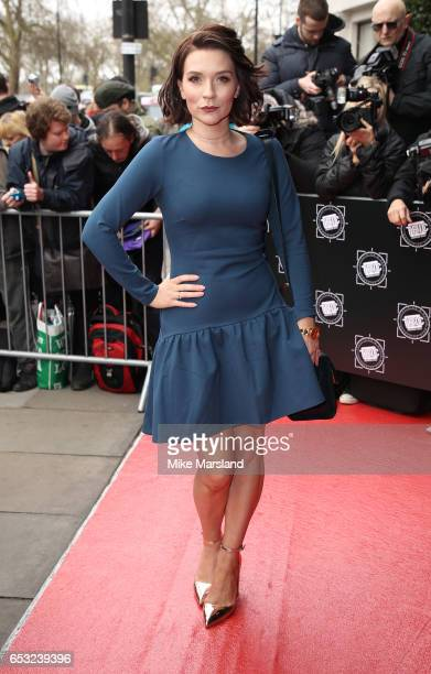 Candice Brown attends the TRIC Awards 2017 on March 14 2017 in London United Kingdom