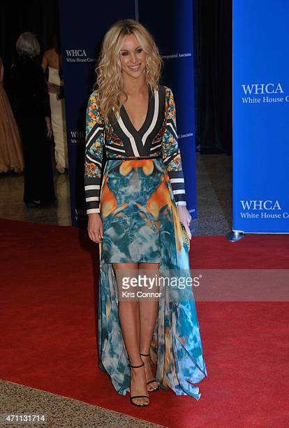 Candice Crawford attends the 101st Annual White House Correspondents' Association Dinner at the Washington Hilton on April 25 2015 in Washington DC