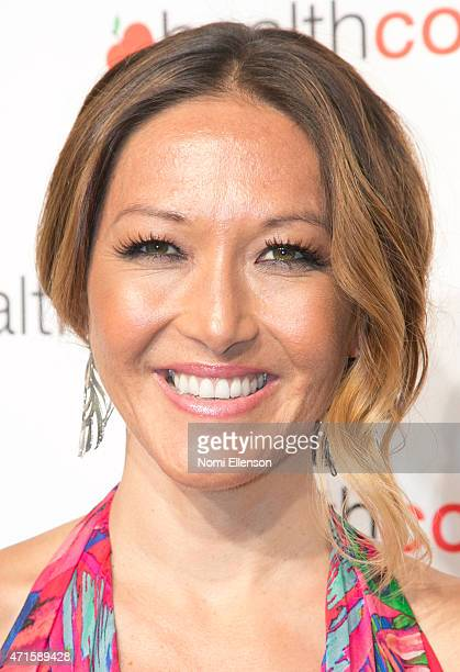 Candice Kumai attends the 9th Annual HealthCorps' Gala at Cipriani Wall Street on April 29 2015 in New York City