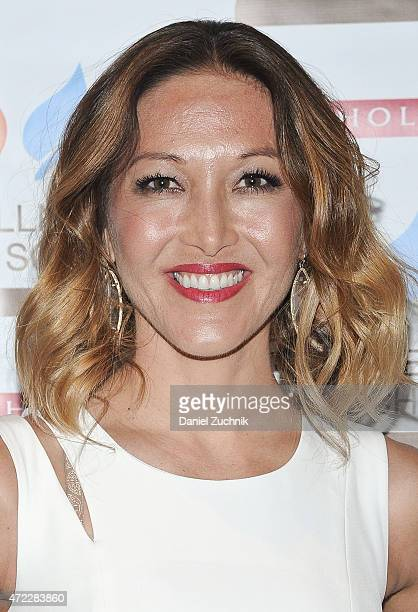 Candice Kumai attends the Wellness In The Schools 10th Anniversary Gala at Riverpark on May 5, 2015 in New York City.
