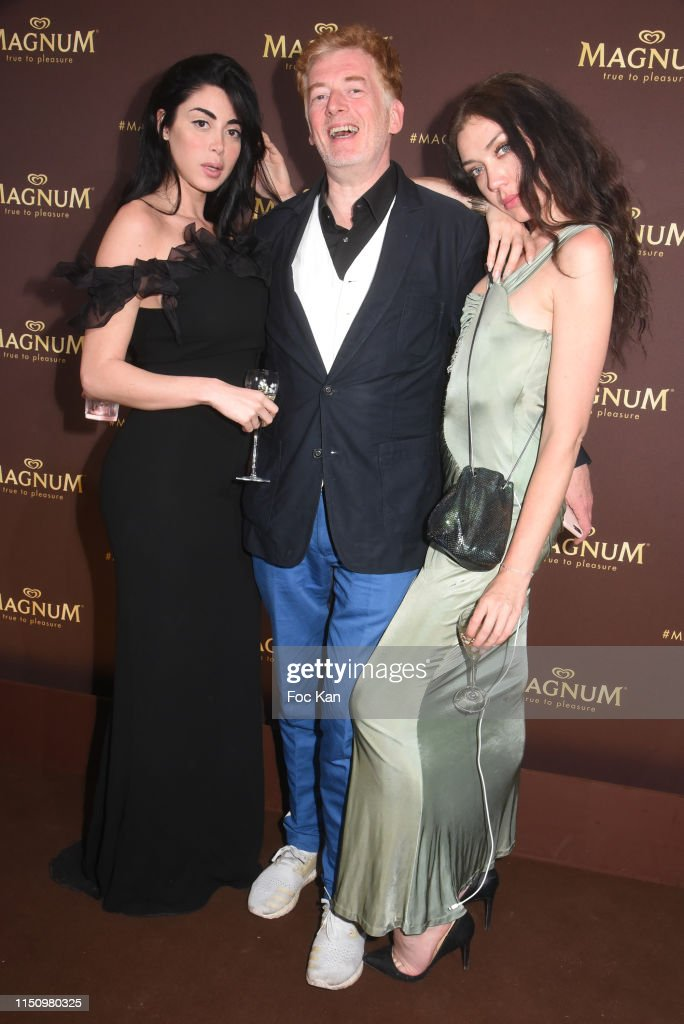 """FRA: """"Viendra Le Feu & Nuestras Madres"""" Party At Magnum Beach -The 72nd Annual Cannes Film Festival"""