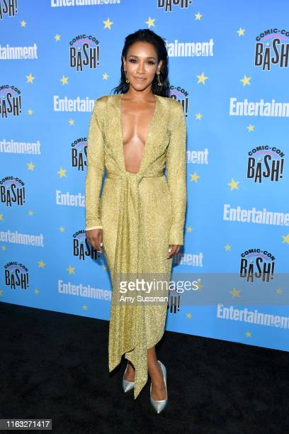 Candice Patton attends Entertainment Weekly's ComicCon Bash held at FLOAT Hard Rock Hotel San Diego on July 20 2019 in San Diego California sponsored...