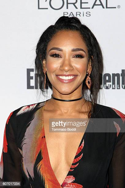 Candice Patton attends the Entertainment Weekly's 2016 PreEmmy Party held at Nightingale Plaza on September 16 2016 in Los Angeles California