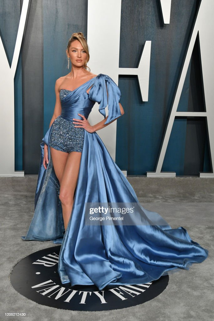 2020 Vanity Fair Oscar Party Hosted By Radhika Jones - Arrivals : News Photo
