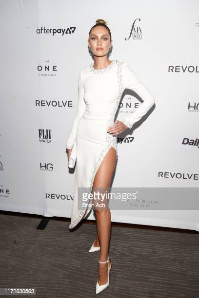 Candice Swanepoel attends The Daily Front Row's 7th annual Fashion Media Awards on September 05 2019 in New York City