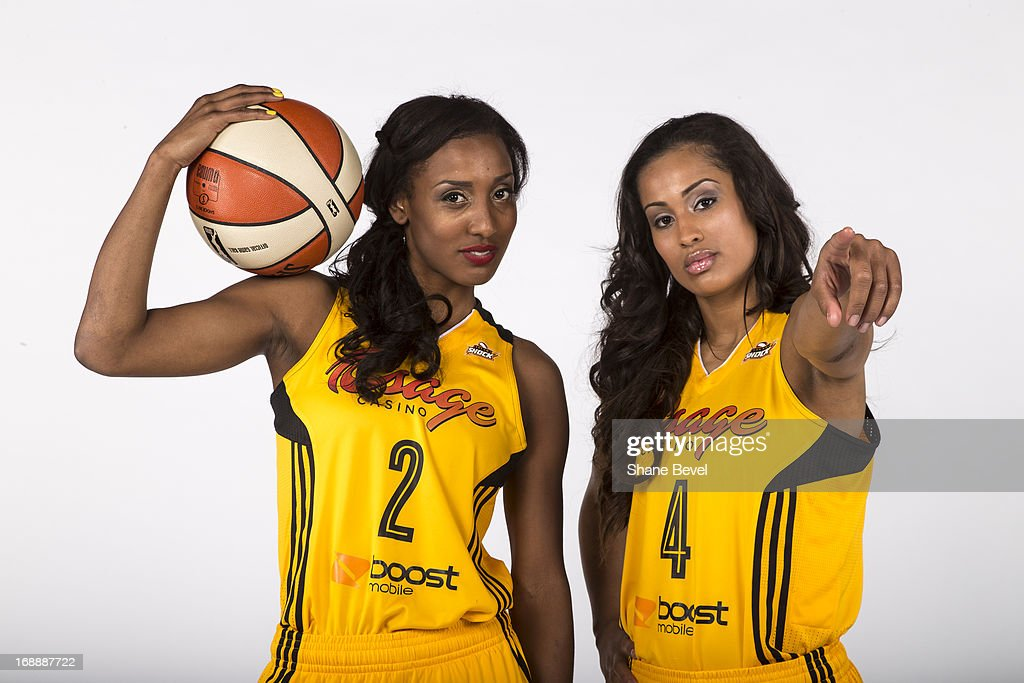 Tulsa Shock WNBA Media Day : News Photo
