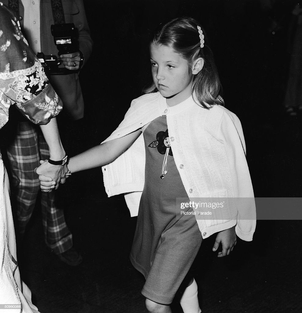 Lisa Marie Presley : News Photo