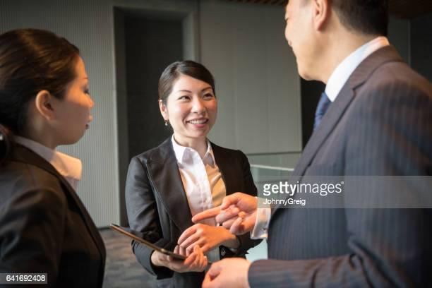 3 日本のビジネス同僚の率直な肖像画