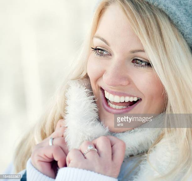 Candid Porträt (XXXL) Winter