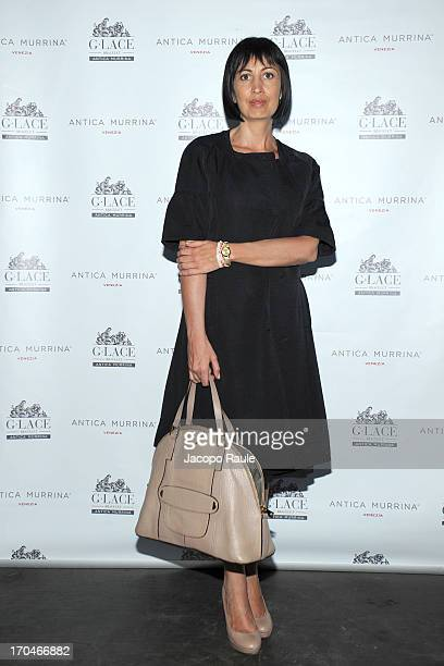 Candida Morvillo attends Antica Murrina Unveils G. Lace Bracelet on June 13, 2013 in Milan, Italy.