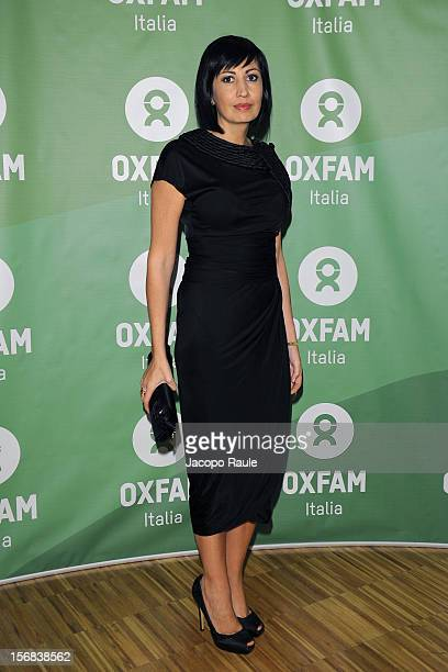 Candida Morvillo attends Women's Circle 2012 In Milan on November 22, 2012 in Milan, Italy.
