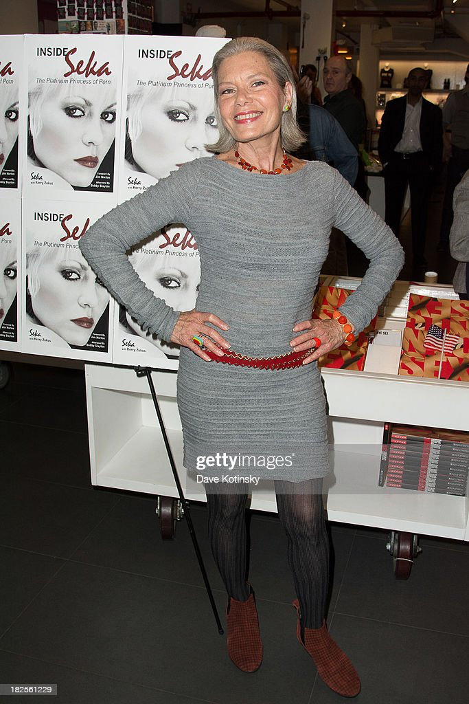 """""""Inside Seka: The Platinum Princess of Porn"""" Book Launch Party"""