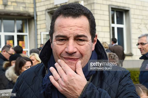 Candidate for the rightwing party primaries ahead of the 2017 presidential election and head of the French ChristianDemocratic party JeanFrederic...