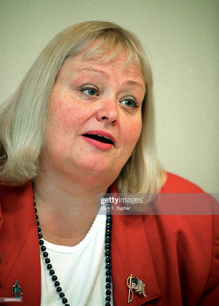 Candidate Fran Wendelboe