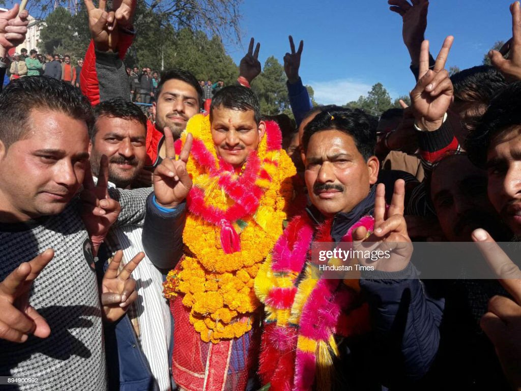BJP Wins Himachal Pradesh Assembly Elections