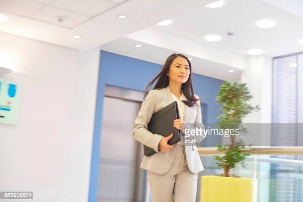 Kandidaten für ihr Interview in Richtung