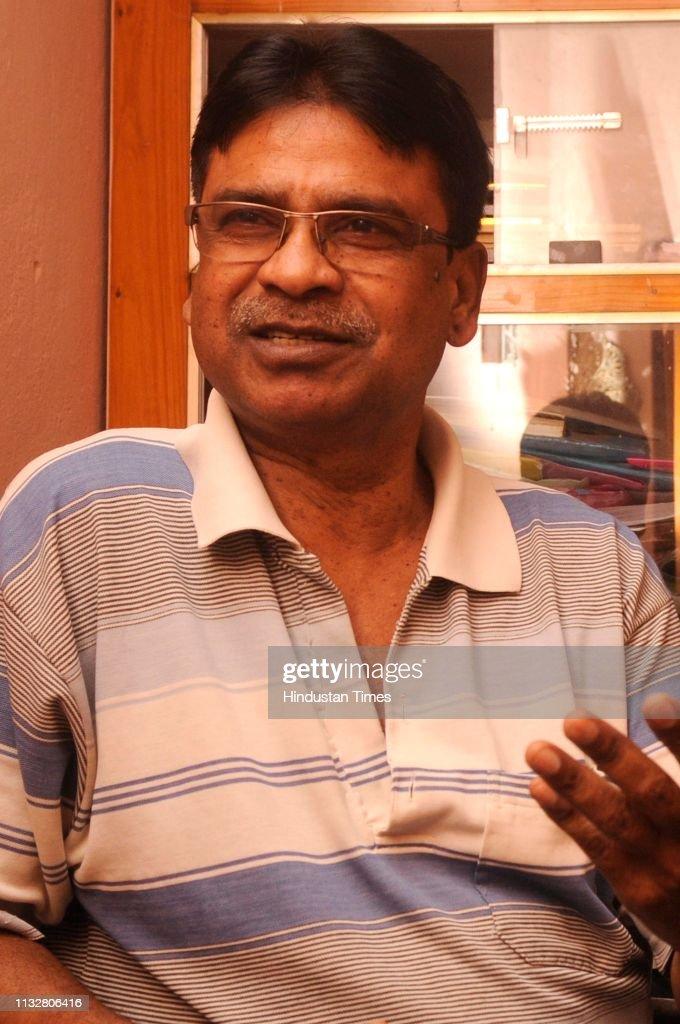IND: BJP Candidate Of Malda North Khagen Murmu