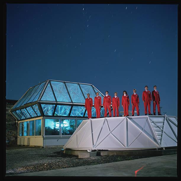 AZ: In The News: Biosphere 2