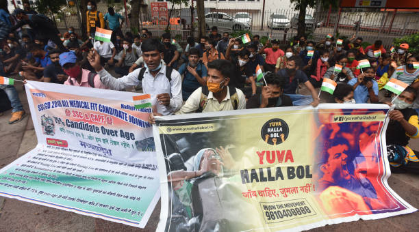IND: Candidates Of SSC GD 2018 Demonstrate Demanding Appointment And Age Relaxation