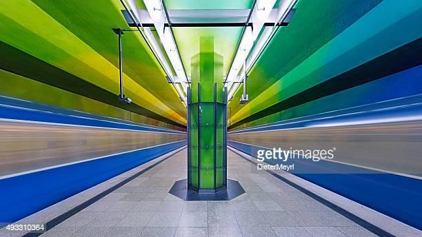 Candidplatz U-Bahn-station in München