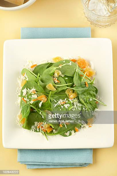 Candied Melon Salad