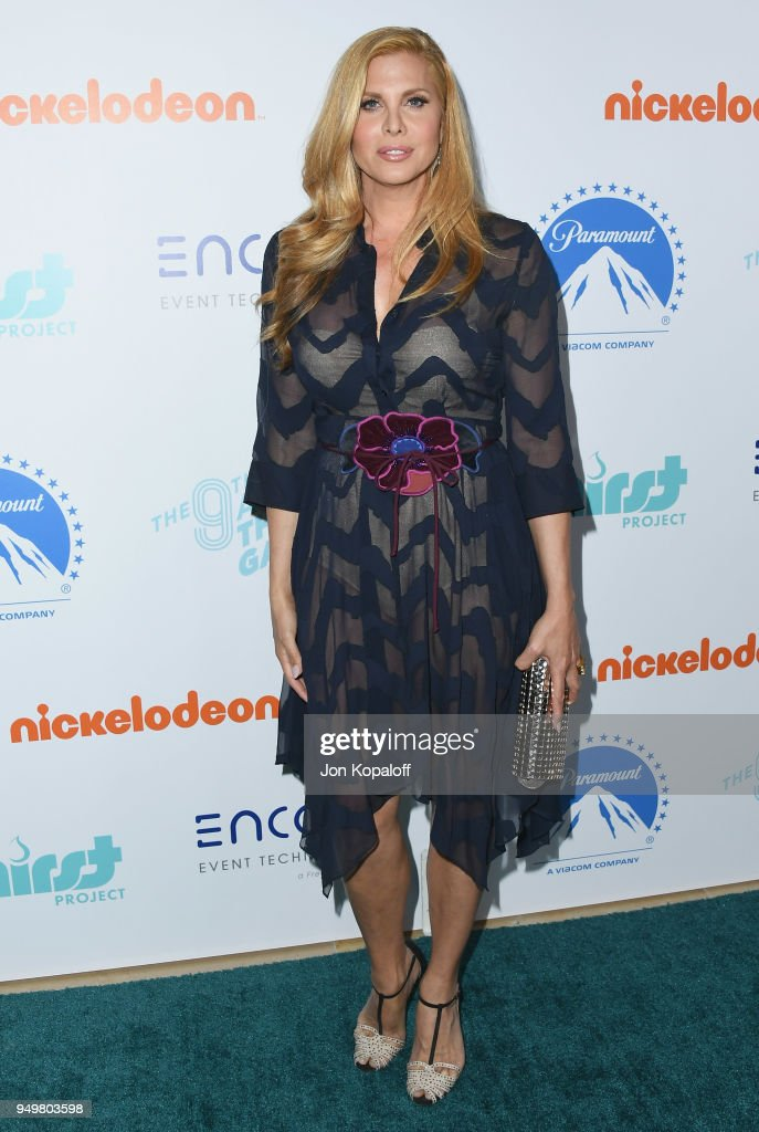 Candis Cayne Attends The 9th Annual Thirst Gala At Beverly Hilton Hotel On April 21