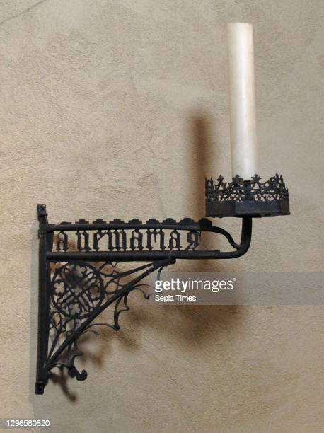 34 Wrought Iron Bracket Photos And Premium High Res Pictures Getty Images