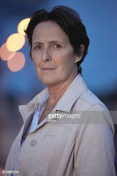 Candle Cove Season1 Pictured Fiona Shaw as Marla Painter