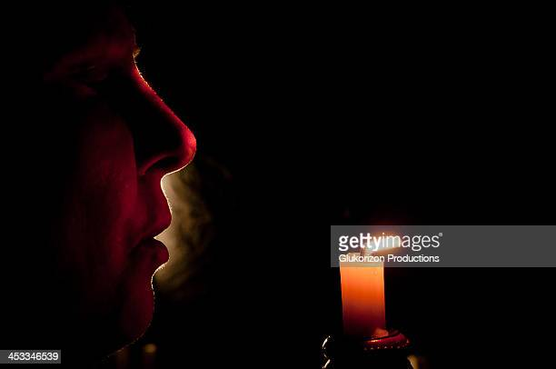 candle in the wind - donker stock pictures, royalty-free photos & images