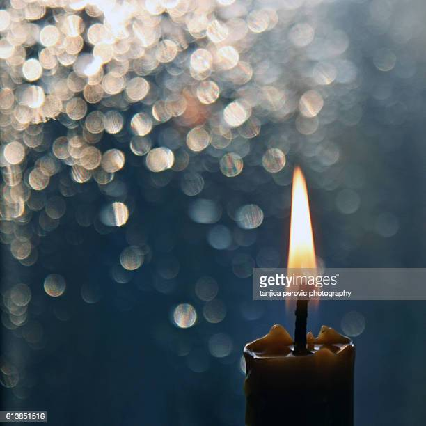 candle of hope - candle of hope stock pictures, royalty-free photos & images