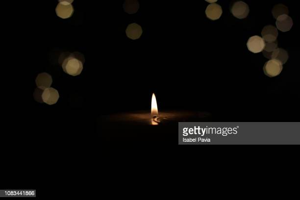 candle - candlelight stock pictures, royalty-free photos & images