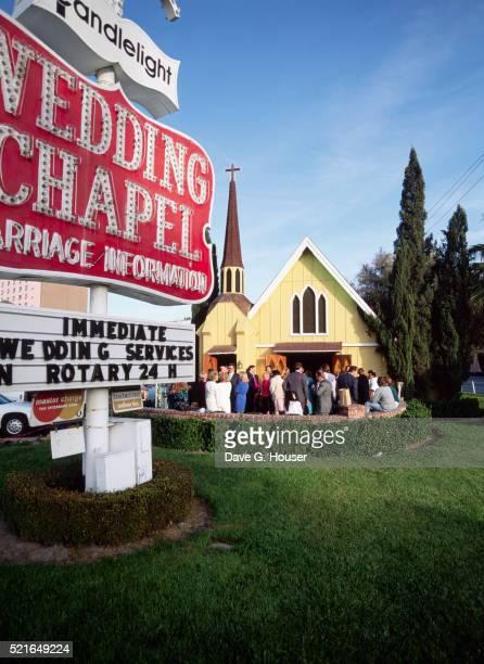 Candlelight Wedding Chapel In Las Vegas