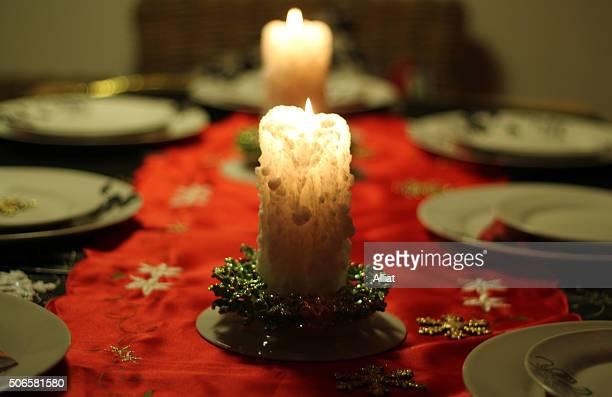 Candlelit Christmas Dinner